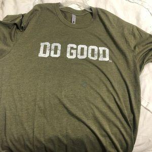 do good t shirt